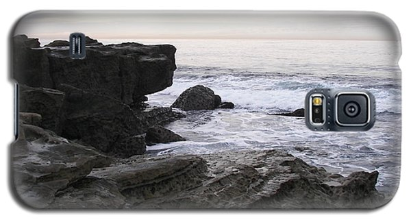 Galaxy S5 Case featuring the photograph Evening Light by Carol  Bradley