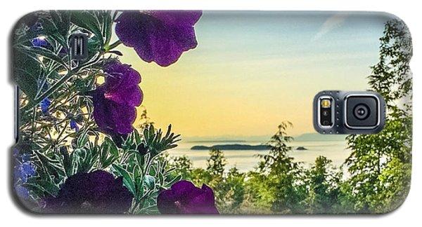 Evening Light On Orcas Island Galaxy S5 Case