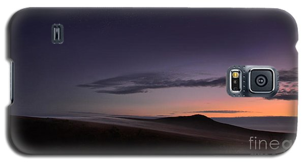 Evening Mist Rising On The Cronk Galaxy S5 Case