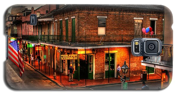 Evening On Bourbon Galaxy S5 Case