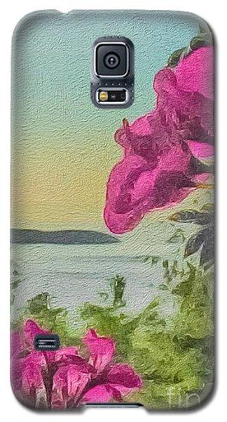 Islands Of The Salish Sea Galaxy S5 Case by William Wyckoff