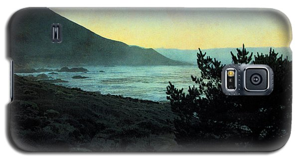 Evening On The California Coast Galaxy S5 Case
