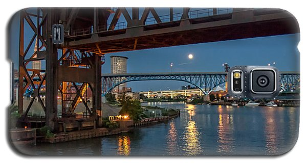 Evening On The Cuyahoga River Galaxy S5 Case