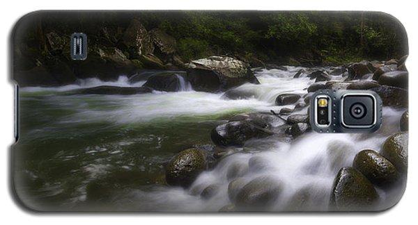 Evening On The Sarapiqui River Galaxy S5 Case