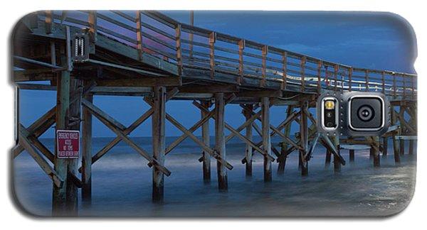 Evening Pier Galaxy S5 Case