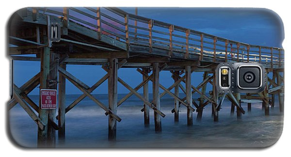 Evening Pier Galaxy S5 Case
