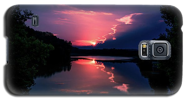 Evening Reflection Galaxy S5 Case