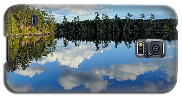 Evening Reflections On Spoon Lake Galaxy S5 Case