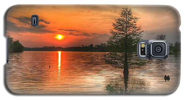 Evening Serenity  Galaxy S5 Case