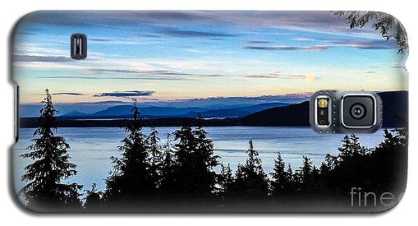 Evening Sky Galaxy S5 Case by William Wyckoff