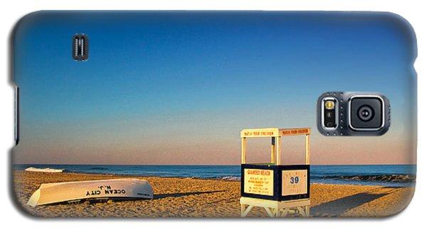 Evening Solitude Galaxy S5 Case