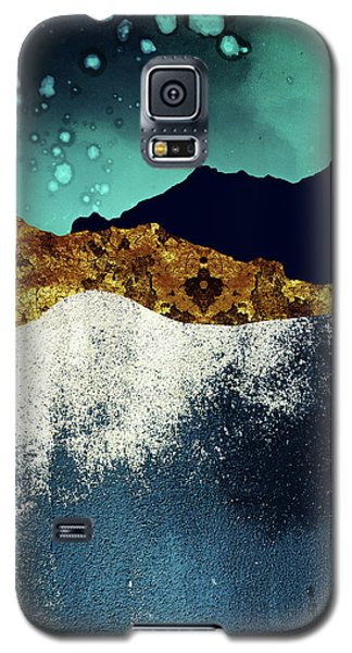 Landscapes Galaxy S5 Case - Evening Stars by Katherine Smit