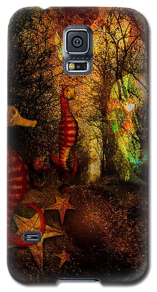 Evening Stroll Galaxy S5 Case