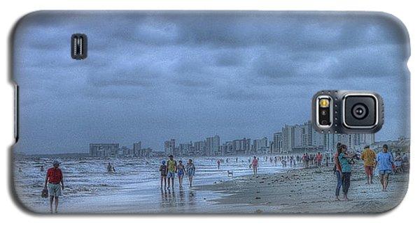 Evening Stroll Galaxy S5 Case