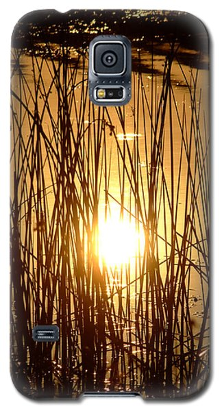 Evening Sunset Over Water Galaxy S5 Case