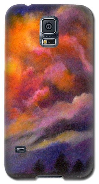 Evening Symphony Galaxy S5 Case