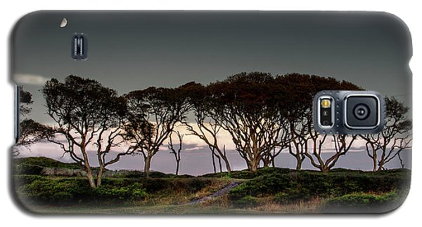 Dusk At Fort Fisher Galaxy S5 Case by Phil Mancuso