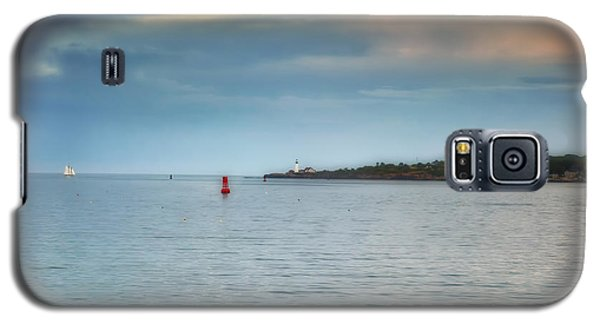 Galaxy S5 Case featuring the photograph Evening Voyages by Richard Bean