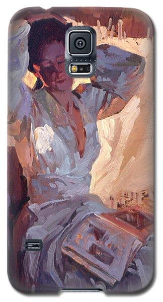 Evening Warmth Galaxy S5 Case