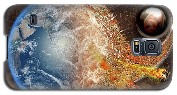 Event Horizon Galaxy S5 Case