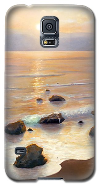 Eventide Galaxy S5 Case by Michael Rock