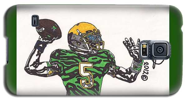 Everett Golson 1 Galaxy S5 Case