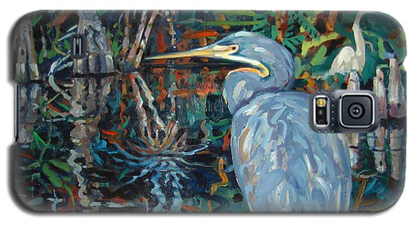 Everglades Galaxy S5 Case by Donald Maier