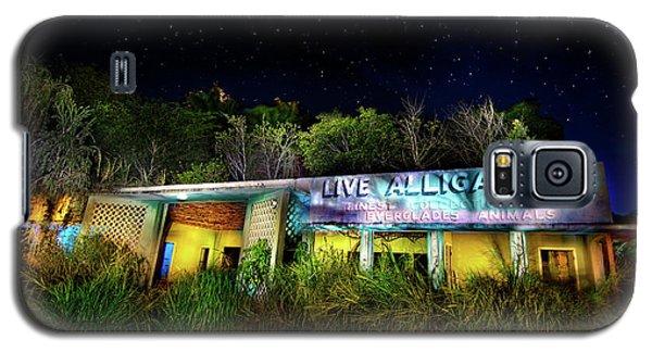 Everglades Gatorland Galaxy S5 Case by Mark Andrew Thomas