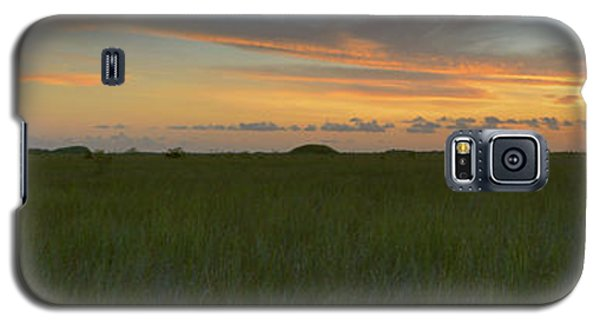 Galaxy S5 Case featuring the photograph Everglades Sunset by Stephen  Vecchiotti
