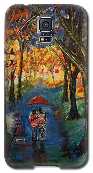 Everlasting Love Galaxy S5 Case by Leslie Allen