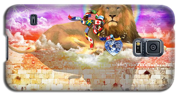 Every Tribe Every Nation Galaxy S5 Case by Dolores Develde