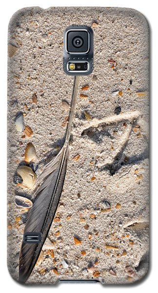 Galaxy S5 Case featuring the photograph Evidence by Jan Amiss Photography