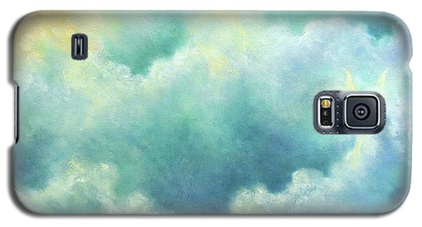 Evidence Of Angels Galaxy S5 Case by Marina Petro