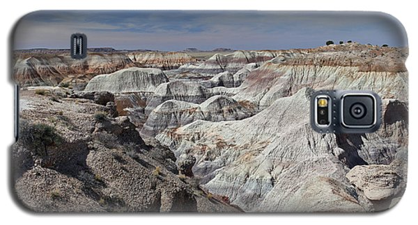 Galaxy S5 Case featuring the photograph Evident Erosion by Gary Kaylor