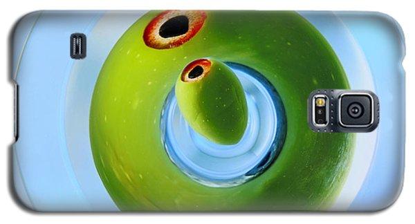Olive Eye Galaxy S5 Case