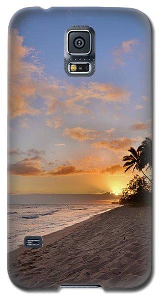 Ewa Beach Sunset 2 - Oahu Hawaii Galaxy S5 Case