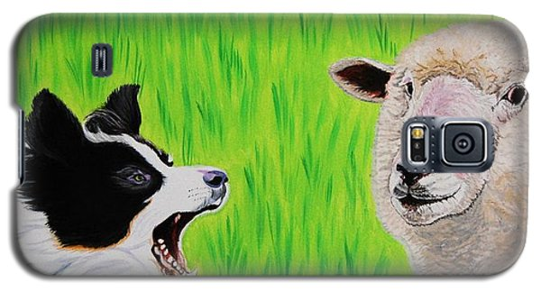Ewe Talk'in To Me? Galaxy S5 Case