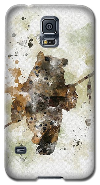 Star Wars Galaxy S5 Case - Ewok by My Inspiration