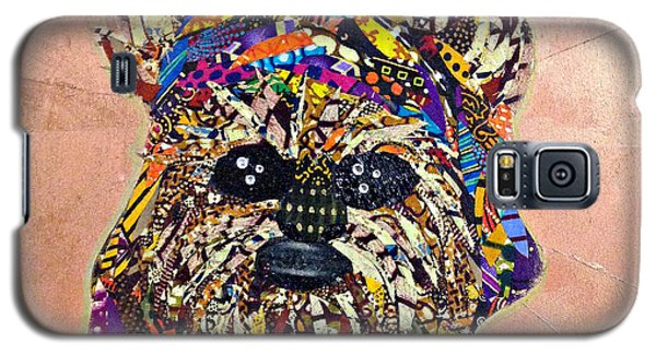 Ewok Star Wars Afrofuturist Collection Galaxy S5 Case by Apanaki Temitayo M