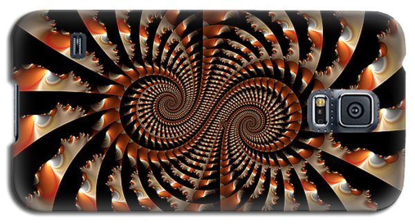 Galaxy S5 Case featuring the digital art Exceeding The Chandrasekhar Limit by Manny Lorenzo
