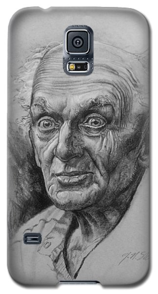 Excited Man Galaxy S5 Case