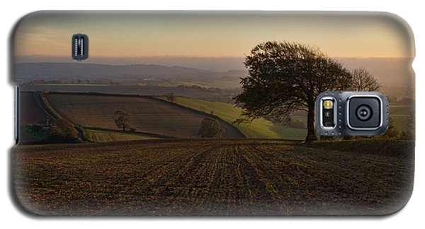 Exe Valley From Bidwell Cross Galaxy S5 Case