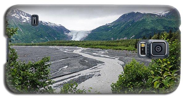 Exit Glacier Galaxy S5 Case
