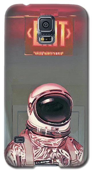 Exit Galaxy S5 Case by Scott Listfield