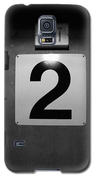 Exit Two Galaxy S5 Case by Bob Orsillo