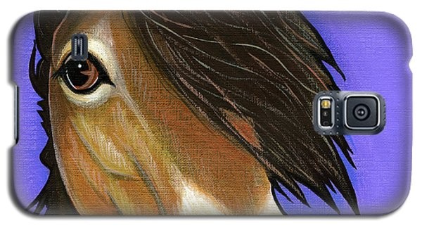 Exmoor Pony  Galaxy S5 Case