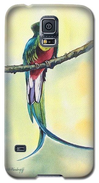 Exotic Bird Galaxy S5 Case