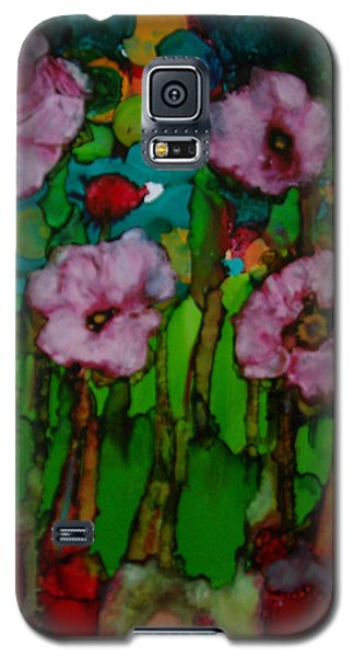 Exotic Flowers # 51. Galaxy S5 Case