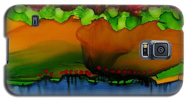 Exotic Landscape # 36 Galaxy S5 Case