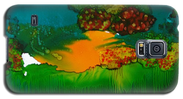Exotic Landscape # 47 Galaxy S5 Case